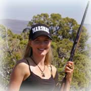 Dana, one of our range masters